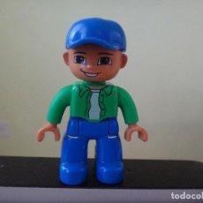 Juegos construcción - Lego: LEGO DUPLO FIGURA. Lote 246557930