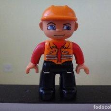 Juegos construcción - Lego: LEGO DUPLO FIGURA. Lote 246558090