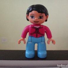 Juegos construcción - Lego: LEGO DUPLO FIGURA. Lote 246558435
