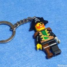 Juegos construcción - Lego: LEGO LLAVERO PIRATA. Lote 246570620