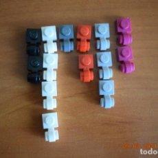Juegos construcción - Lego: PLACAS 1X1 MOD LEGO REF 4081B. Lote 246643470