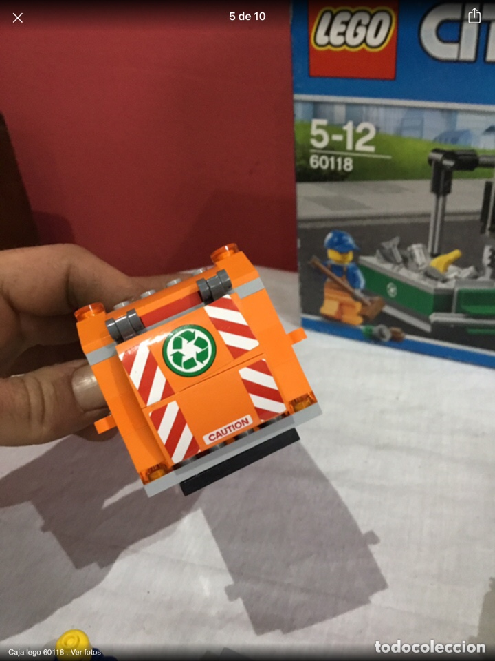 Juegos construcción - Lego: Caja lego 60118 . Ver fotos - Foto 5 - 247491270