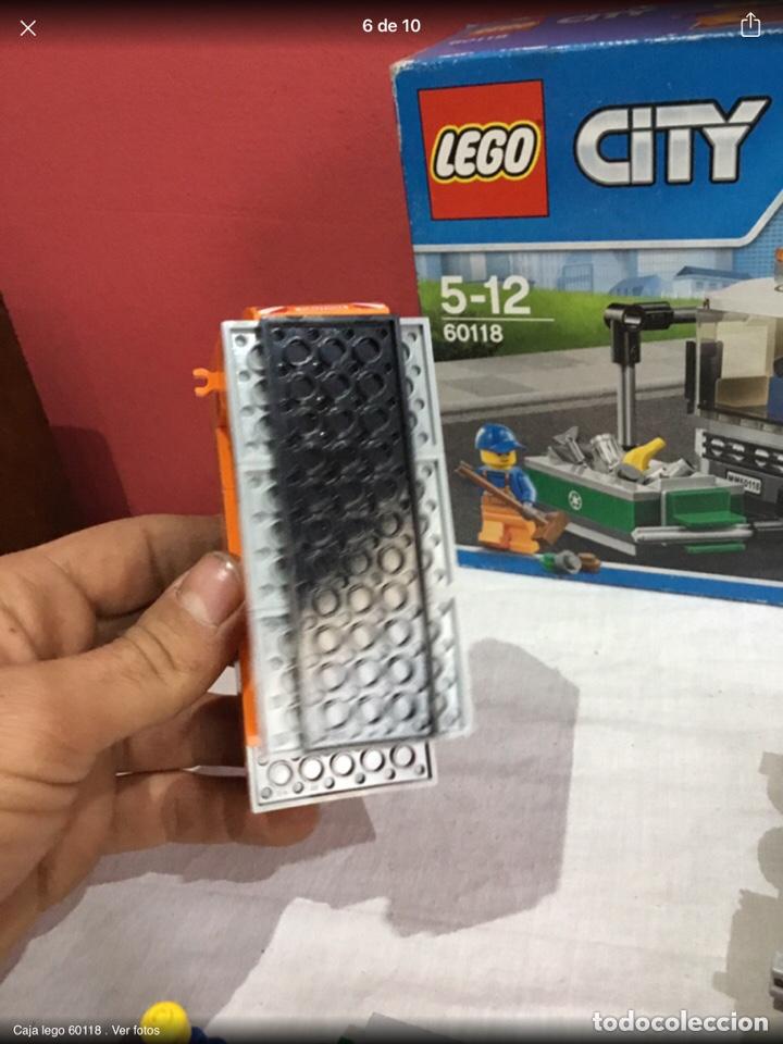 Juegos construcción - Lego: Caja lego 60118 . Ver fotos - Foto 6 - 247491270