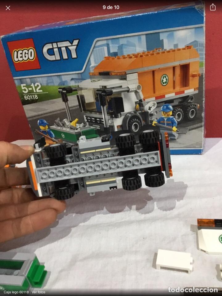 Juegos construcción - Lego: Caja lego 60118 . Ver fotos - Foto 9 - 247491270