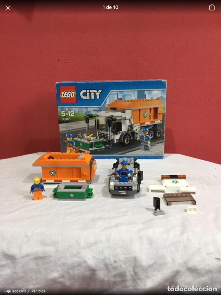 CAJA LEGO 60118 . VER FOTOS (Juguetes - Construcción - Lego)