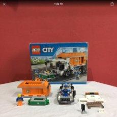 Juegos construcción - Lego: CAJA LEGO 60118 . VER FOTOS. Lote 247491270