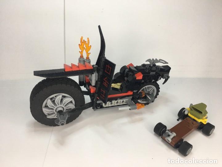 LEGO MOTO TORTUGAS NINJA 79101 (Juguetes - Construcción - Lego)