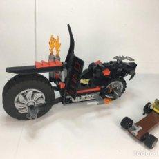 Juegos construcción - Lego: LEGO MOTO TORTUGAS NINJA 79101. Lote 248602065