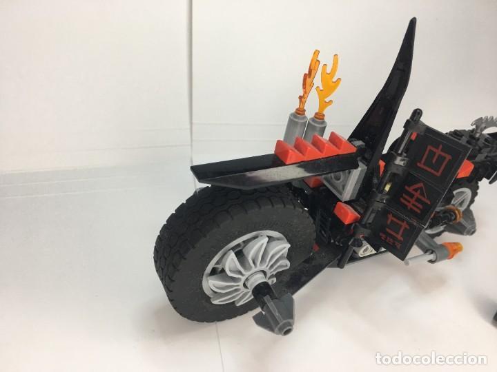 Juegos construcción - Lego: LEGO MOTO TORTUGAS NINJA 79101 - Foto 2 - 248602065