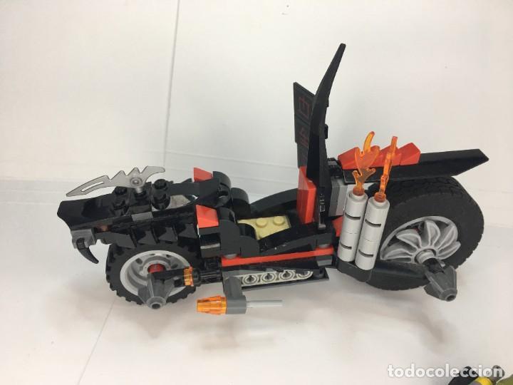 Juegos construcción - Lego: LEGO MOTO TORTUGAS NINJA 79101 - Foto 4 - 248602065