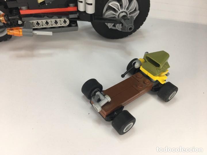 Juegos construcción - Lego: LEGO MOTO TORTUGAS NINJA 79101 - Foto 5 - 248602065