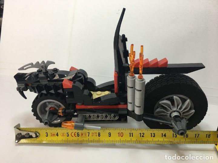 Juegos construcción - Lego: LEGO MOTO TORTUGAS NINJA 79101 - Foto 6 - 248602065