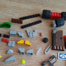 Juegos construcción - Lego: LOTE LEGO PIEZAS - PIEZAS CONSTRUCCION LEGO. Lote 249523345