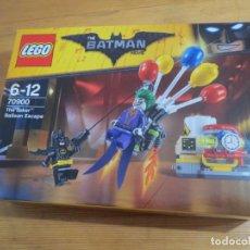 Juegos construcción - Lego: LEGO BATMAN 70900 THE JOKER BALLOON ESCAPE USADO Y EN PERFECTO ESTADO ( SIN MINI FIGURAS ). Lote 249586670