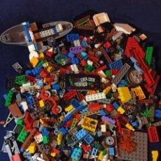 Juegos construcción - Lego: LOTE DE PIEZAS LEGO ORIGINAL 729 GRAMOS. Lote 251314355