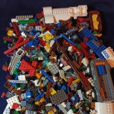 Juegos construcción - Lego: LOTE DE PIEZAS LEGO ORIGINAL 852 GRAMOS. Lote 251314705