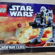 Juegos construcción - Lego: LEGO 75130 STAR WARS AT-DP TM DESCATALOGADO AÑO 2016 SIN MUÑECOS. Lote 251515065