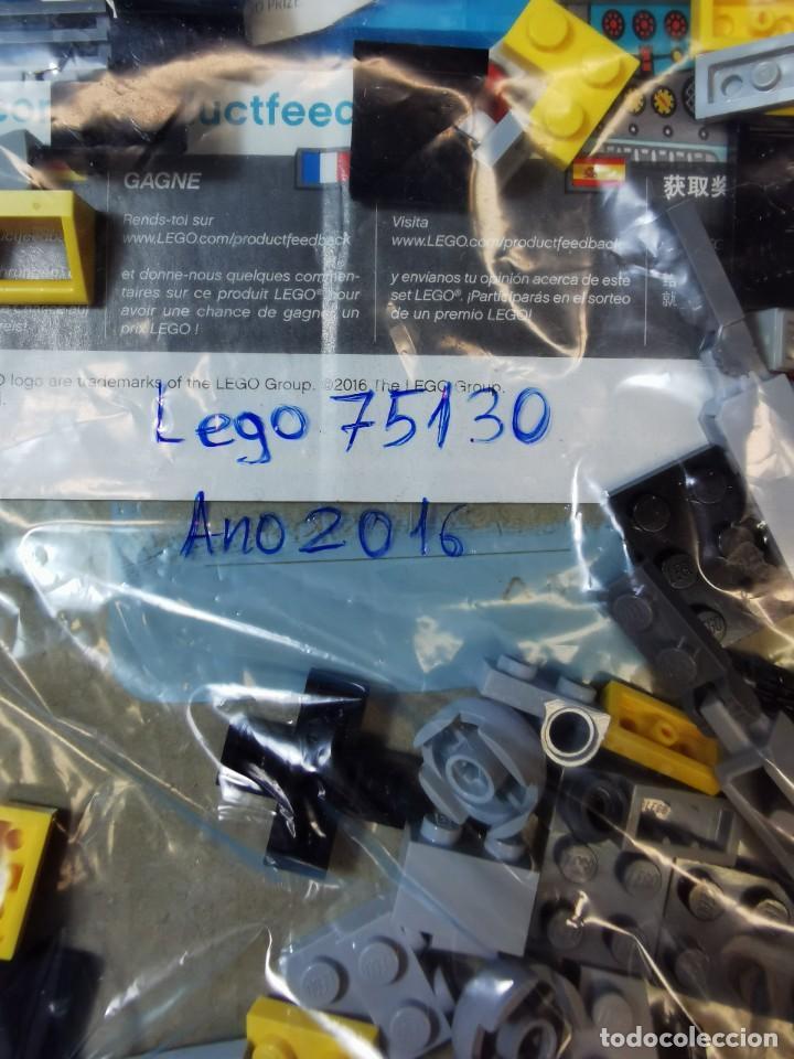 Juegos construcción - Lego: LEGO 75130 STAR WARS AT-DP TM Descatalogado AÑO 2016 SIN MUÑECOS - Foto 5 - 251515065