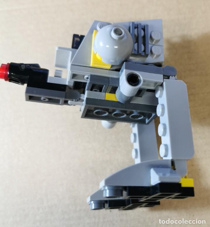Juegos construcción - Lego: LEGO 75130 STAR WARS AT-DP TM Descatalogado AÑO 2016 SIN MUÑECOS - Foto 7 - 251515065