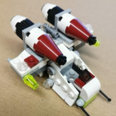 Juegos construcción - Lego: LEGO 75076 STAR WARS REPUBLIC GUNSHIP SERIE 2 DESCATALOGADO AÑO 2015 SIN MUÑECOS. Lote 251592210