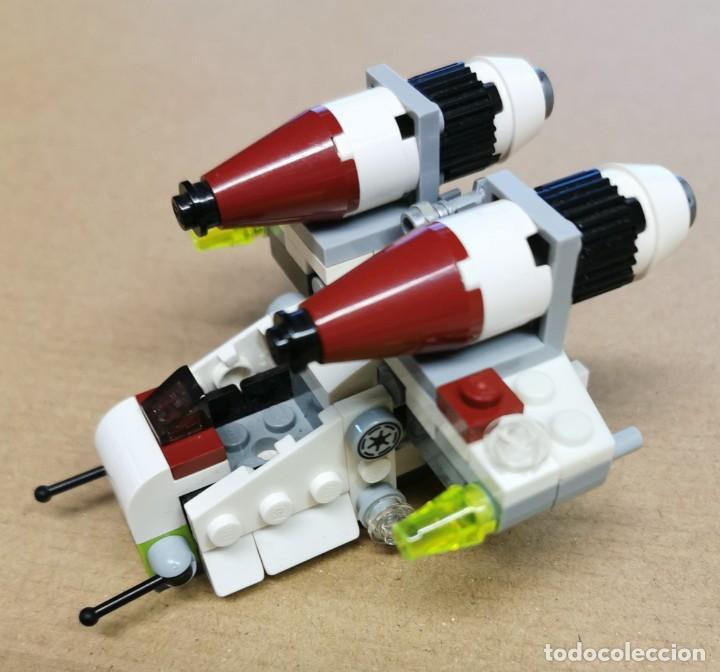 Juegos construcción - Lego: LEGO 75076 STAR WARS Republic Gunship serie 2 Descatalogado AÑO 2015 SIN MUÑECOS - Foto 3 - 251592210