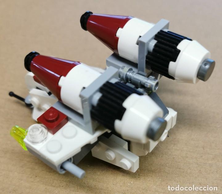 Juegos construcción - Lego: LEGO 75076 STAR WARS Republic Gunship serie 2 Descatalogado AÑO 2015 SIN MUÑECOS - Foto 4 - 251592210