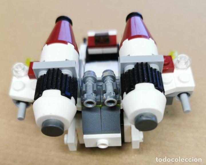 Juegos construcción - Lego: LEGO 75076 STAR WARS Republic Gunship serie 2 Descatalogado AÑO 2015 SIN MUÑECOS - Foto 5 - 251592210