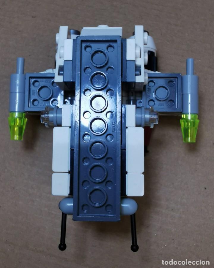 Juegos construcción - Lego: LEGO 75076 STAR WARS Republic Gunship serie 2 Descatalogado AÑO 2015 SIN MUÑECOS - Foto 7 - 251592210