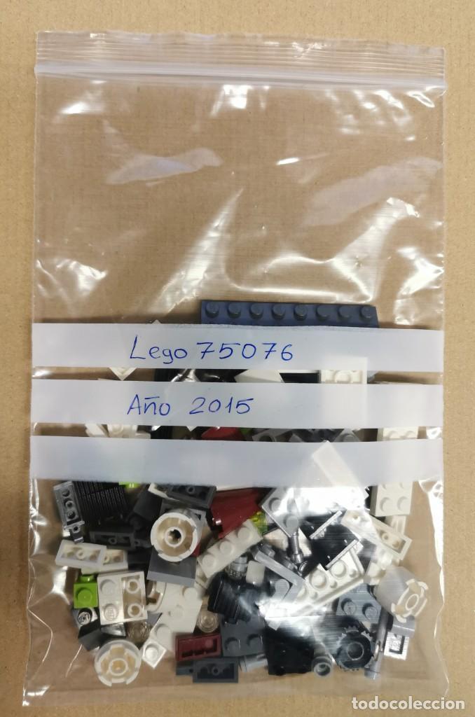 Juegos construcción - Lego: LEGO 75076 STAR WARS Republic Gunship serie 2 Descatalogado AÑO 2015 SIN MUÑECOS - Foto 9 - 251592210