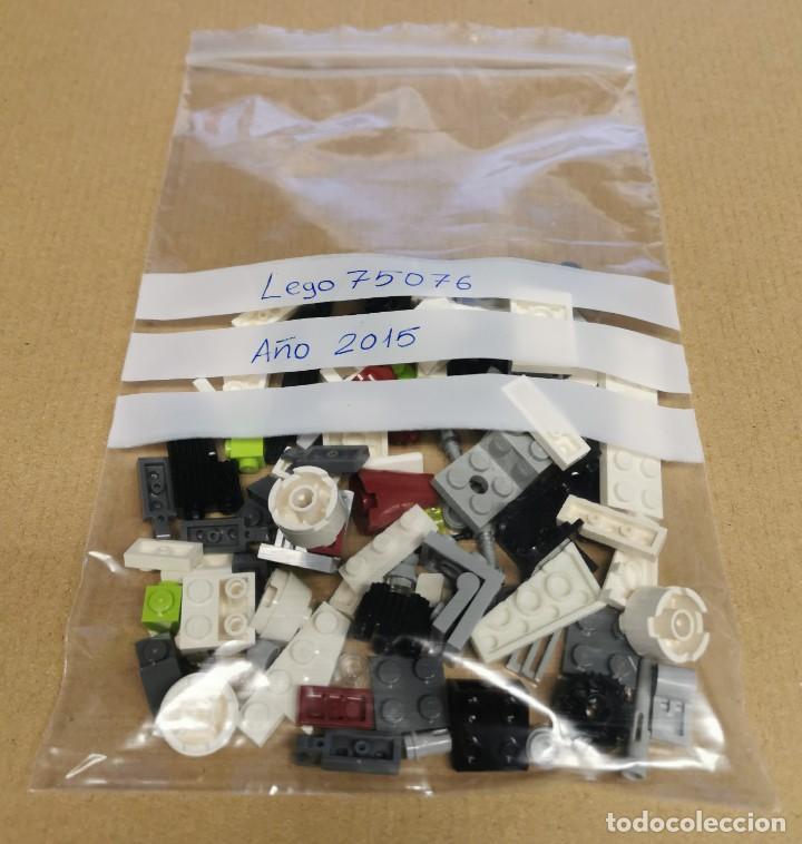 Juegos construcción - Lego: LEGO 75076 STAR WARS Republic Gunship serie 2 Descatalogado AÑO 2015 SIN MUÑECOS - Foto 10 - 251592210