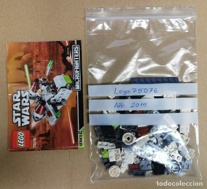 Juegos construcción - Lego: LEGO 75076 STAR WARS Republic Gunship serie 2 Descatalogado AÑO 2015 SIN MUÑECOS - Foto 11 - 251592210