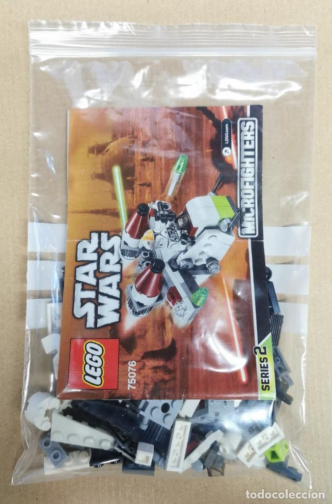 Juegos construcción - Lego: LEGO 75076 STAR WARS Republic Gunship serie 2 Descatalogado AÑO 2015 SIN MUÑECOS - Foto 13 - 251592210