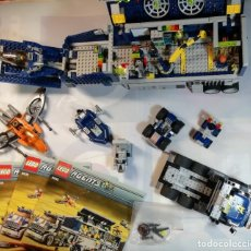 Juegos construcción - Lego: LEGO AGENTS 8635 MISSION 6. CASI COMPLETO. NO TENTE. Lote 251917815