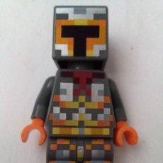 Juegos construcción - Lego: LEGO FIGURA MINECRAFT MINIFIGURA. Lote 253679965