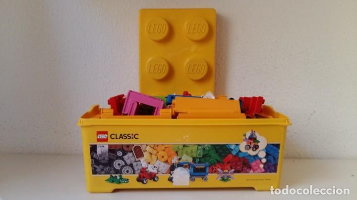 LEGO CLASICS DUPLO COMPLETO AÑO 2012 COMO NUEVO CASA FAMILIAR PIEZAS GRANDES VER FOTOS (Juguetes - Construcción - Lego)