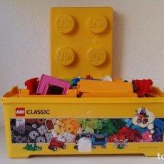 Juegos construcción - Lego: LEGO CLASICS DUPLO COMPLETO AÑO 2012 COMO NUEVO CASA FAMILIAR PIEZAS GRANDES VER FOTOS. Lote 253978130