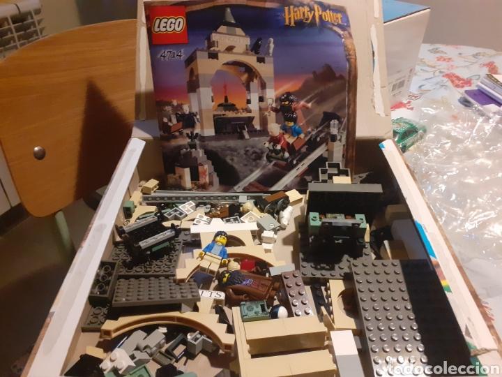 CAJA DE LEGO 4714 HARRY POTTER CREO QUÉ ESTÁ COMPLETO (Juguetes - Construcción - Lego)