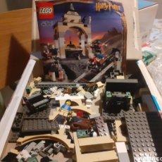 Juegos construcción - Lego: CAJA DE LEGO 4714 HARRY POTTER CREO QUÉ ESTÁ COMPLETO. Lote 254613105