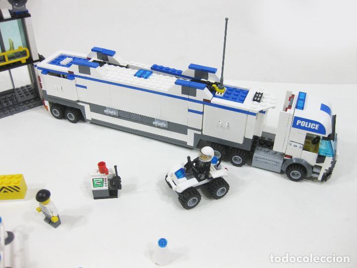 Juegos construcción - Lego: CAMIÓN Y COMISARIA LEGO CITY 7743 - Foto 2 - 254630645