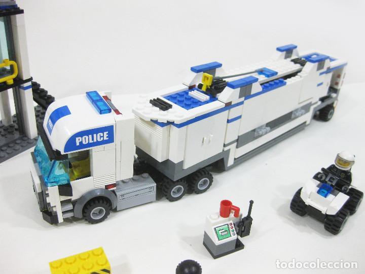 Juegos construcción - Lego: CAMIÓN Y COMISARIA LEGO CITY 7743 - Foto 3 - 254630645