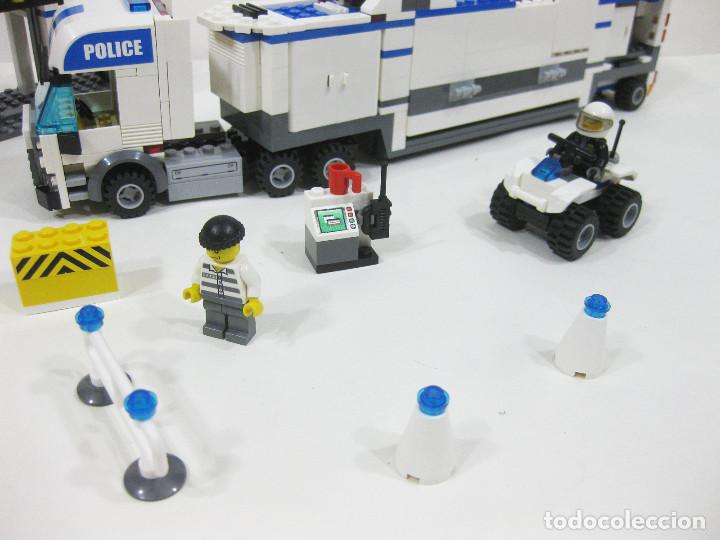 Juegos construcción - Lego: CAMIÓN Y COMISARIA LEGO CITY 7743 - Foto 4 - 254630645