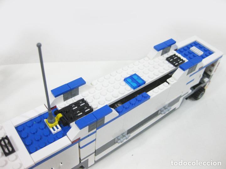 Juegos construcción - Lego: CAMIÓN Y COMISARIA LEGO CITY 7743 - Foto 5 - 254630645