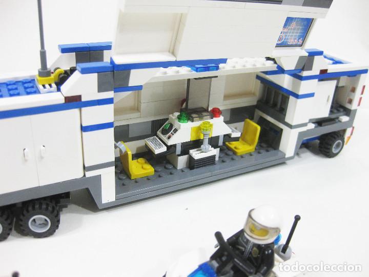 Juegos construcción - Lego: CAMIÓN Y COMISARIA LEGO CITY 7743 - Foto 7 - 254630645