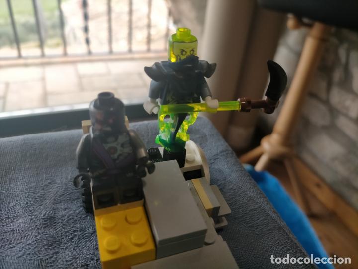 Juegos construcción - Lego: Gran pack de 10 coches y vehiculos de lego , de carreras, helicoptero, avion y 12 conductores - Foto 6 - 254639635