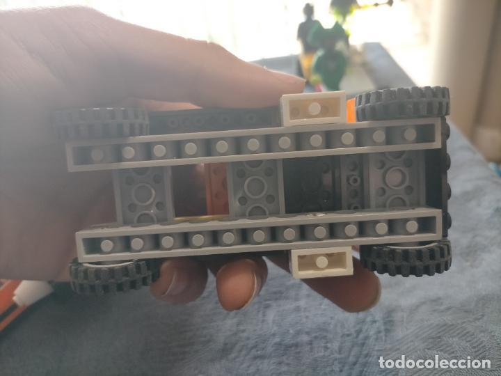 Juegos construcción - Lego: Gran pack de 10 coches y vehiculos de lego , de carreras, helicoptero, avion y 12 conductores - Foto 9 - 254639635
