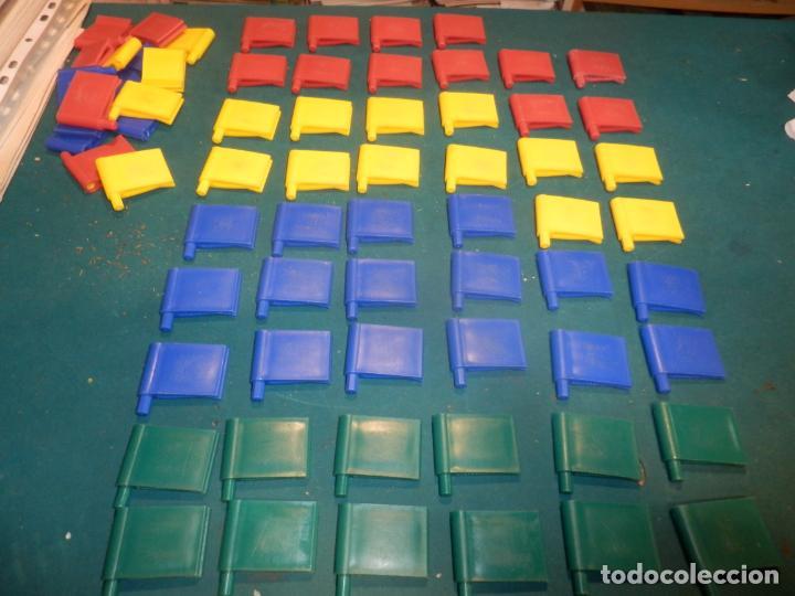 Juegos construcción - Lego: JUEGO DE BISAGRAS Y ESCUADRAS CON PINZA - VER FOTOS Y DESCRIPCIÓN - NO ES LEGO - Foto 2 - 254679000