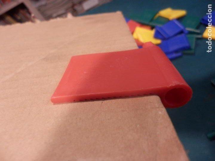 Juegos construcción - Lego: JUEGO DE BISAGRAS Y ESCUADRAS CON PINZA - VER FOTOS Y DESCRIPCIÓN - NO ES LEGO - Foto 3 - 254679000