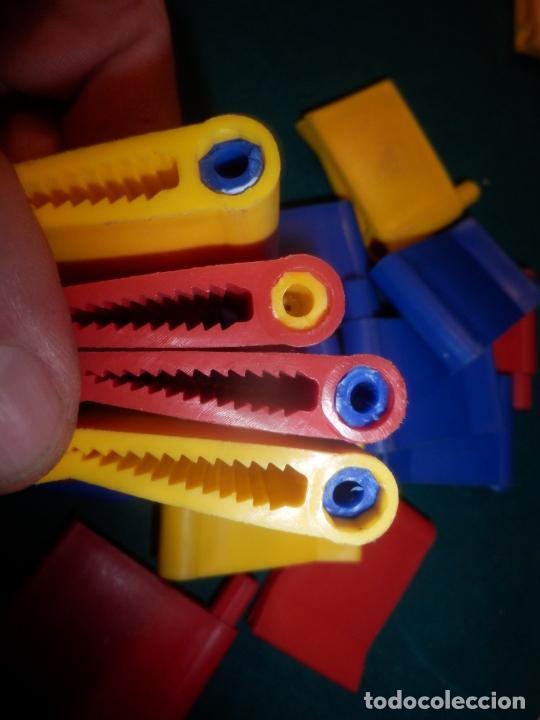 Juegos construcción - Lego: JUEGO DE BISAGRAS Y ESCUADRAS CON PINZA - VER FOTOS Y DESCRIPCIÓN - NO ES LEGO - Foto 10 - 254679000