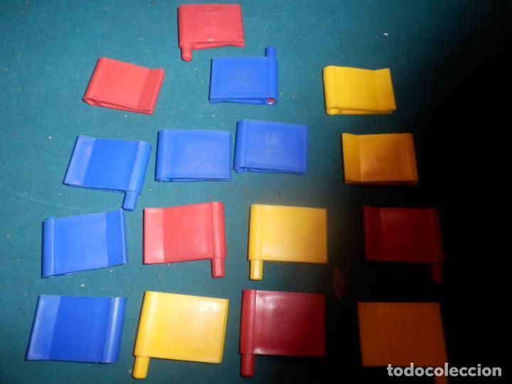 Juegos construcción - Lego: JUEGO DE BISAGRAS Y ESCUADRAS CON PINZA - VER FOTOS Y DESCRIPCIÓN - NO ES LEGO - Foto 11 - 254679000