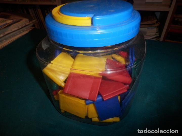 Juegos construcción - Lego: JUEGO DE BISAGRAS Y ESCUADRAS CON PINZA - VER FOTOS Y DESCRIPCIÓN - NO ES LEGO - Foto 12 - 254679000